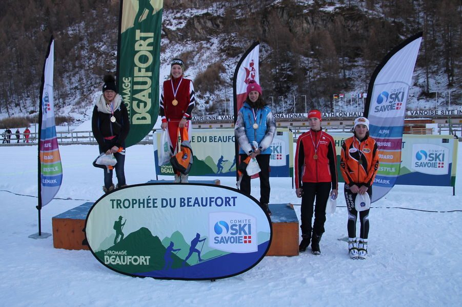 Trophée du Beaufort - Etape 9