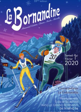 La Bornandine