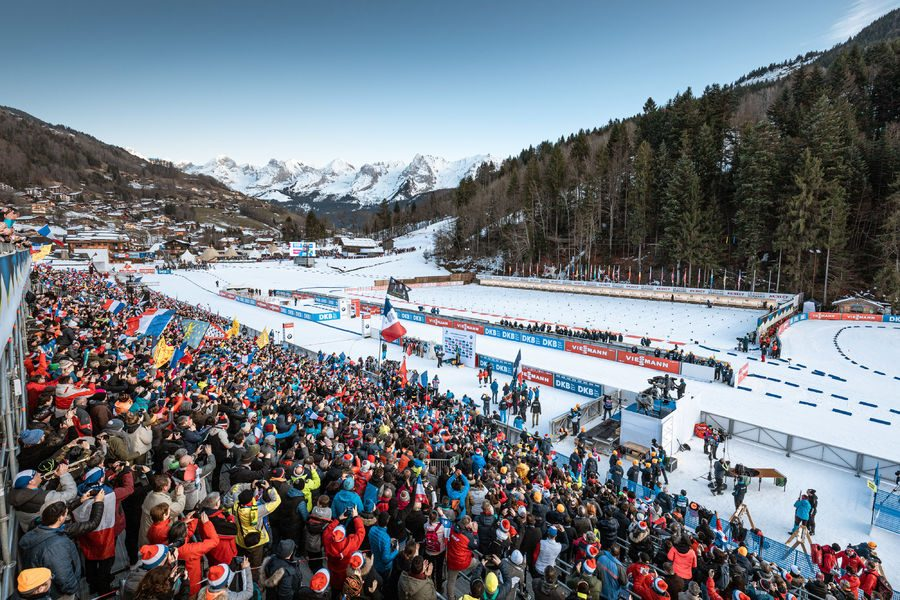 BMW IBU Biathlon World Cup Annecy-Le Grand-Bornand -  Coupe du Monde de biathlon