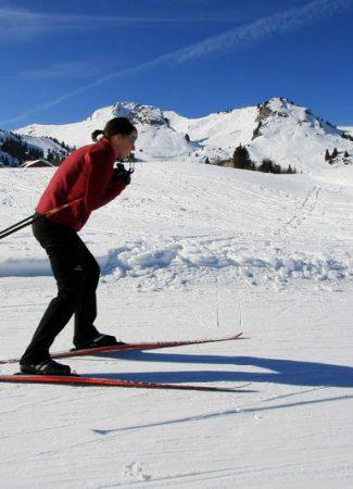 Bourse aux skis nordiques